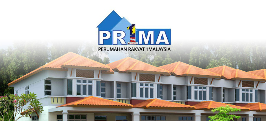 Permohonan Rumah Prima 2016